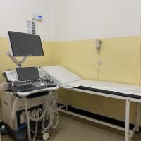 Salle d'échographie