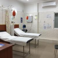 Salle d'Urgences